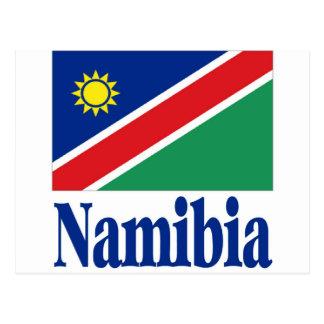 Namibia Postkarte