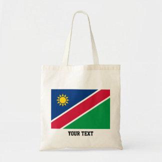 Namibische Flagge Budget Stoffbeutel