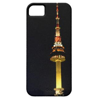 Namsan Seoul Turm iPhone 5 Schutzhüllen