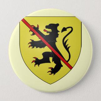 Namur-Arme, Belgien Runder Button 10,2 Cm