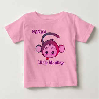 Nanas kleiner Affe Baby T-shirt