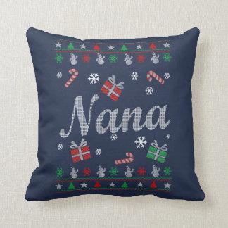 Nanas Weihnachten Kissen
