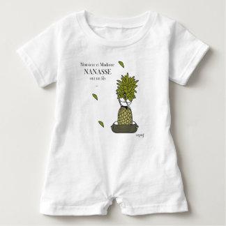 Nanasse-Spion Baby Strampler