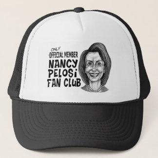 Nancy Pelosi-Fanclub Truckerkappe