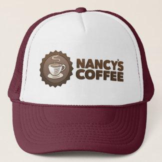 Nancys Kaffee-Fernlastfahrer-Hut Truckerkappe
