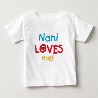 Nani Lieben ich T - Shirts und Geschenke