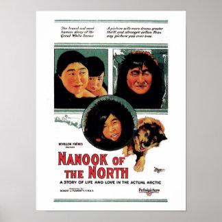 Nanook des Nordens Poster