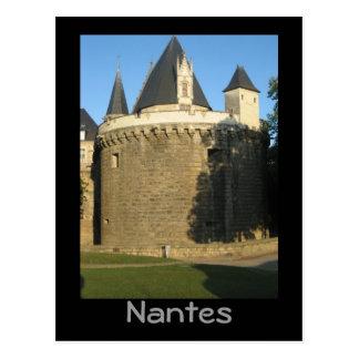 Nantes Postkarte