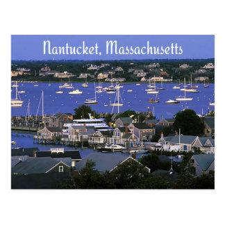 Nantucket Massachusetts Cape Cod Postkarte