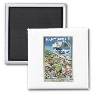 Nantucket Quadratischer Magnet