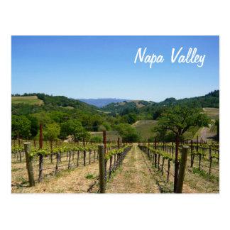Napa Valley Postkarte