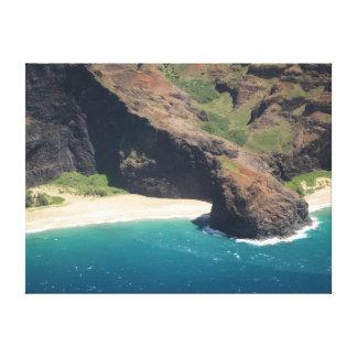 Napali Küste - Kauai Leinwanddruck