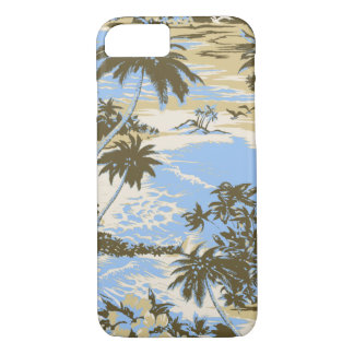 Napili Bucht-hawaiische Insel-landschaftliches iPhone 8/7 Hülle