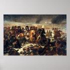 Napoleon bei Eylau Poster