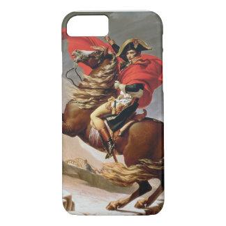 Napoleon, der die Alpen, c.1800 (Öl, überquert auf iPhone 8/7 Hülle