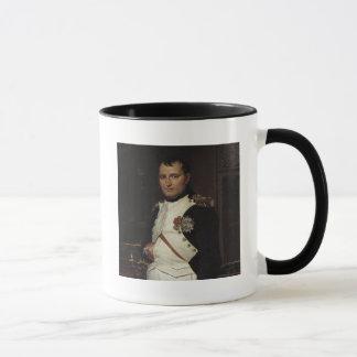 Napoleon in seiner Studie durch Jacques Louis Tasse