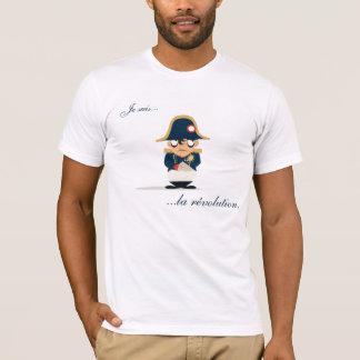 Napoleon ist die Revolution T-Shirt