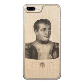 Napoleon-- Napoleon- Bonapartefranzösisches Carved iPhone 8 Plus/7 Plus Hülle