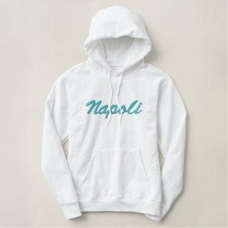 Napoli Bestickter Hoodie