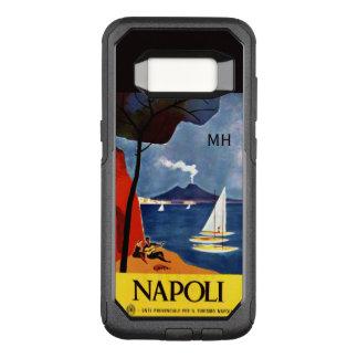 Napoli (Neapel) kundenspezifische OtterBox Commuter Samsung Galaxy S8 Hülle