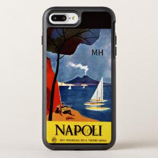 Napoli (Neapel) kundenspezifische OtterBox Symmetry iPhone 8 Plus/7 Plus Hülle