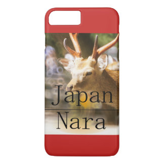 Nara im Japan-Telefon-Fall iPhone 8 Plus/7 Plus Hülle