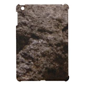 narbige Felsenbeschaffenheit iPad Mini Hülle