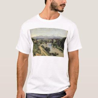 Narni, die Brücke von Augustus über dem Nera T-Shirt