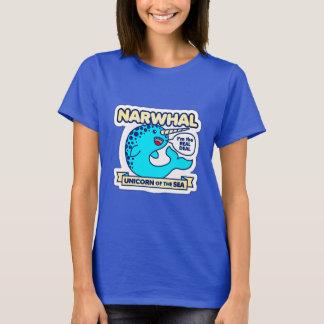 Narwhal Einhorn des Meeres T-Shirt