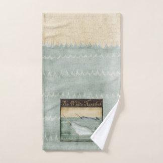 Narwhal Wal-Einhornozean-Seeseesee Handtuch