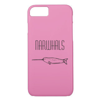 Narwhals iPhone Fall iPhone 8/7 Hülle