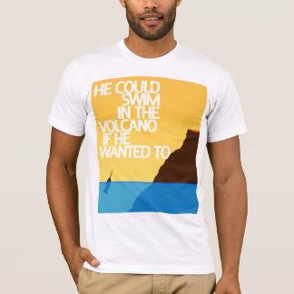 Narwhals kann - Vulkan T-Shirt