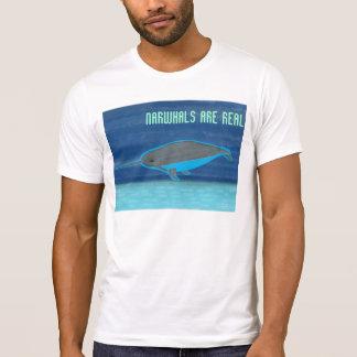 Narwhals sind wirklich T-Shirt