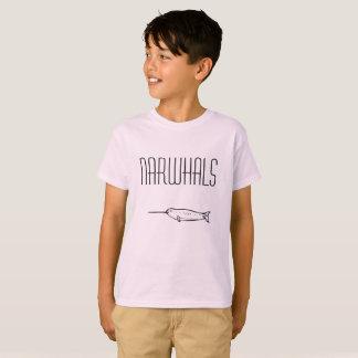 Narwhals T - Shirt