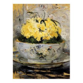 Narzissen durch Berthe Morisot Postkarte