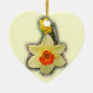 Narzissen für den Schnitt… Keramik Ornament