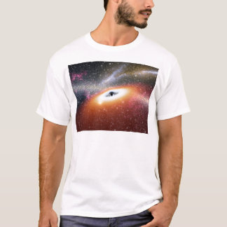 NASAs enormes schwarzes Loch T-Shirt