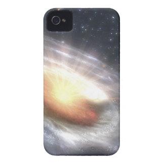 NASAs Quasar-schwarzes Loch iPhone 4 Hüllen