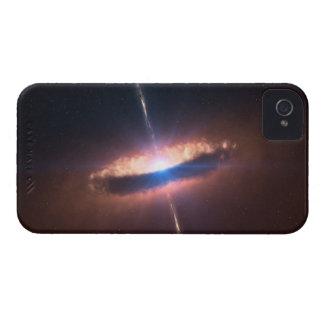 NASAs SIG10-012 Scheiben-Galaxie iPhone 4 Hüllen