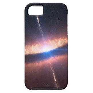 NASAs SIG10-012 Scheiben-Galaxie iPhone 5 Hülle
