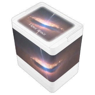 NASAs SIG10-012 Scheiben-Galaxie Kühlbox