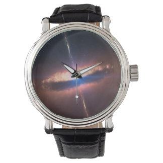 NASAs SIG10-012 Scheiben-Galaxie Uhr