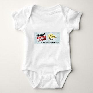 NASCAR RnR Logo (breit) Baby Strampler