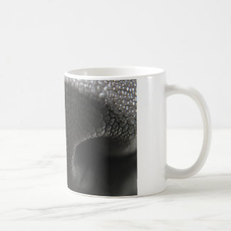 Nase Kaffeetasse