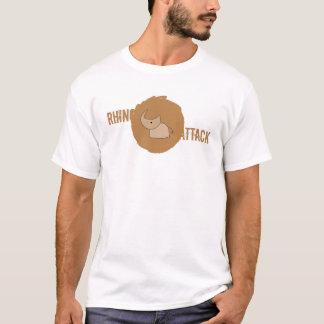 Nashorn-Angriff T-Shirt