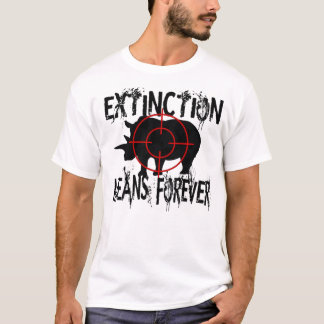 Nashorn Extinction1 T-Shirt