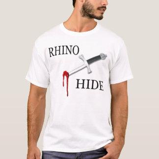 Nashorn-Fell T-Shirt
