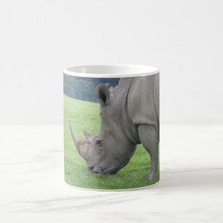 Nashorn Kaffeetasse