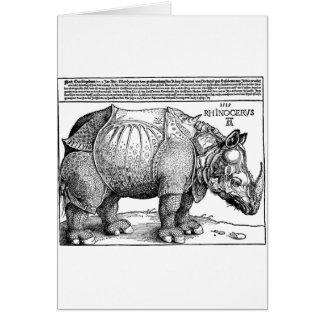 Nashorn Karte