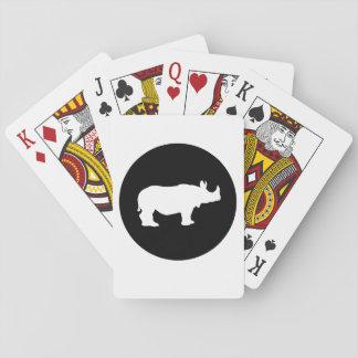 Nashorn Spielkarten
